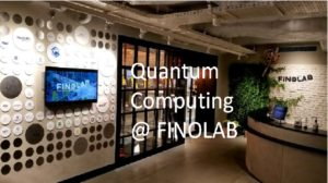 12/3 FINOLAB xTech Forum 「金融分野での量子コンピュータ #3」