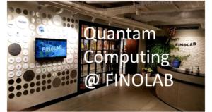 10/23 FINOLAB xTech Forum 「金融分野での量子コンピュータ #2」