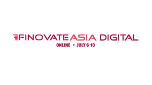 FinovateAsia Digitalへ柴田が登壇