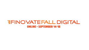 FinovateFall Digitalのパートナーに!