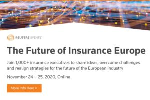 The Future of Insurance Europeのパートナーに!