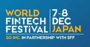 World FinTech Festival JapanにHead of FINOLAB柴田が登壇!