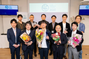 FINAL RESULT ANNOUNCED FOR JAPAN FINANCIAL INNOVATION AWARD 2020