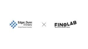 Head of FINOLAB was interviewed by Edgar, Dunn & Company