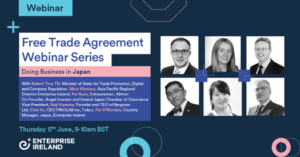 FINOLAB CEO to Present at Doing Business in Japan